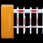 Corp de bariera acces auto cu brat de tip gard, cu lungimea de 4.5 m(neinclus)